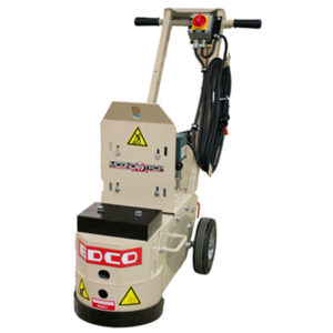 MAGNA-TRAP® SINGLE-DISC FLOOR GRINDER