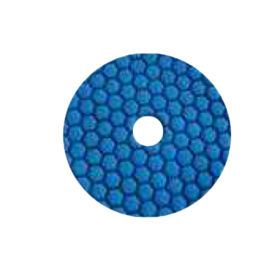 Star Diamond Dry Polishing Pad