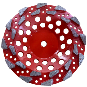 big red cup wheel