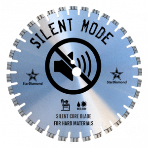silent core blade